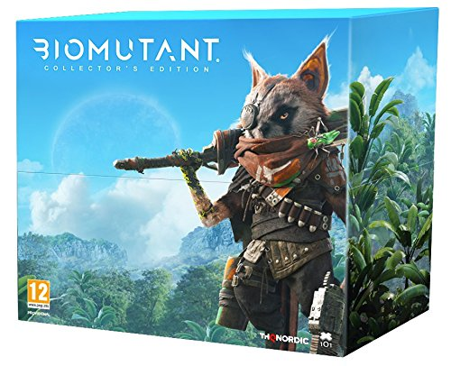 THQ Biomutant Collector's