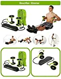 Inditradition Revoflex Xtreme Workout / Revoflex Extreme Workout Kit / Revoflex Rope Exerciser / 5 Minute Exerciser / Ab Fitness Exerciser