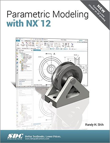 Parametric Modeling with NX 12-cover