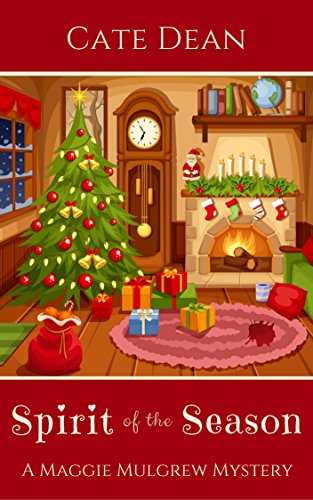 Spirit of the Season (Maggie Mulgrew Mysteries Book 3)