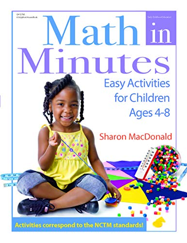 Math in Minutes: Easy Activities for Children Ages 4-8 ()