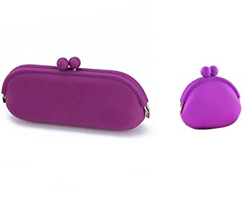 Amazon.com: efreecity Coin Purse/Multi – Carcasa de silicona ...