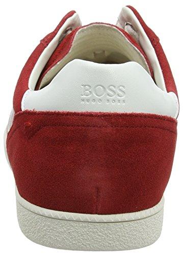 Herren Rumba Red BOSS Rot SD Sneaker Tenn Medium ZdZUqwBx