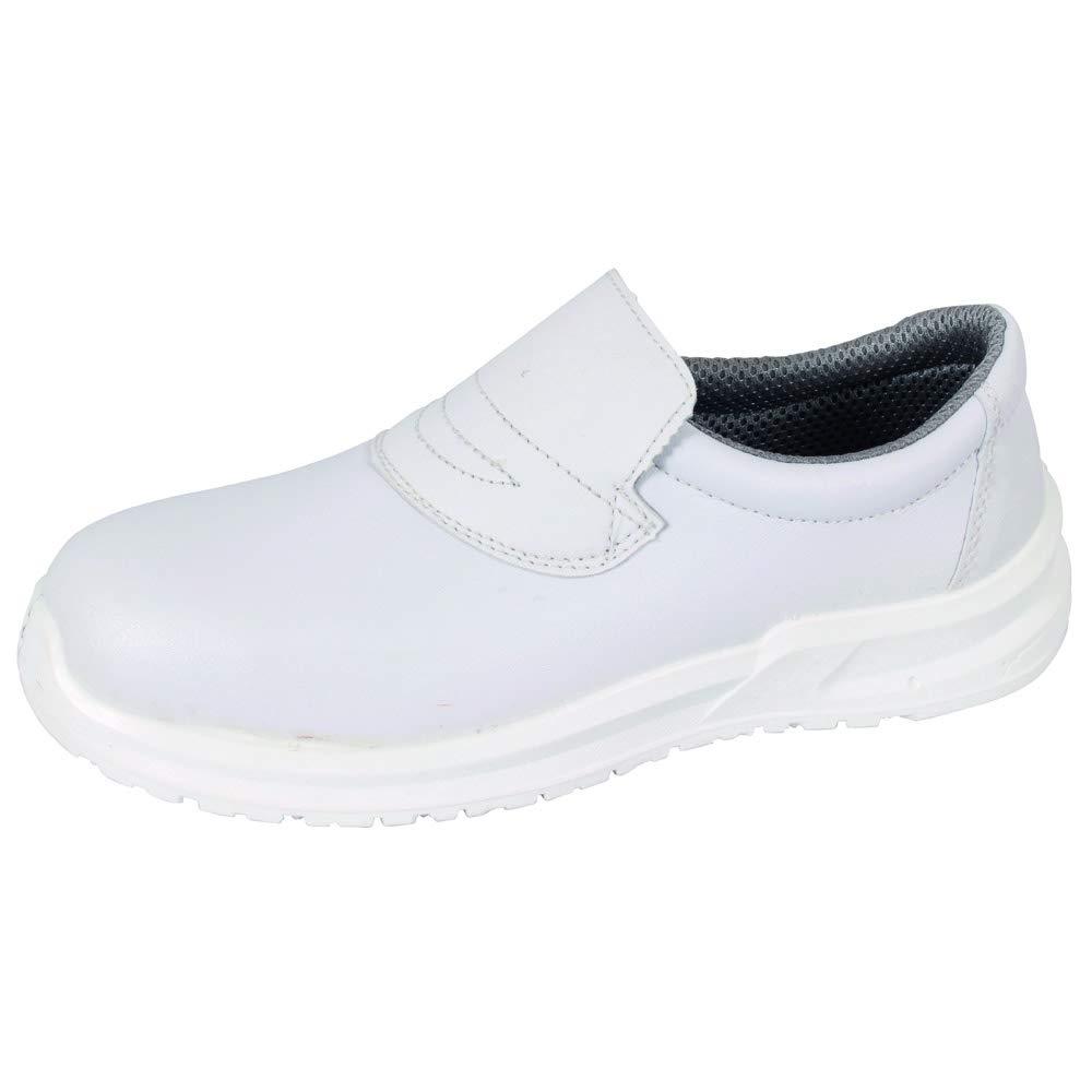 Blackrock Src04, Chaussures de sécurité Adulte Mixte - Blanc (white), 36 EU