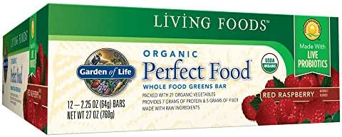 Granola & Protein Bars: Garden of Life Perfect Food