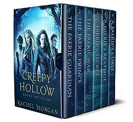 Creepy Hollow Series: Books One to Six by [Morgan, Rachel]