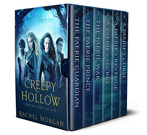 Download PDF Creepy Hollow Series - Books One to Six