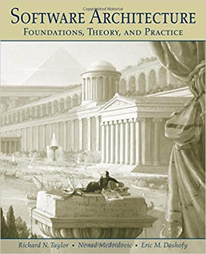 Software Architecture: Foundations, Theory, and Practice