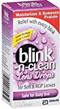 COMPLETE Blink-N-Clean Lens Drops 15 mL (Pack of 2)