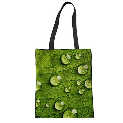 Work Tote Tote 3 Teacher Canvas Advocator Color Handbag Casual Beach Bags for Durable xFRxqTX