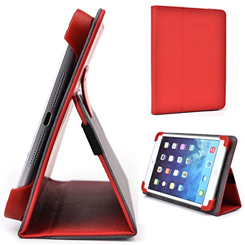 """Kroo 7-8"""" [Expand] Universal Tablet Folio Case fits Alcatel One Touch Idol X+ (TCL S960)"""