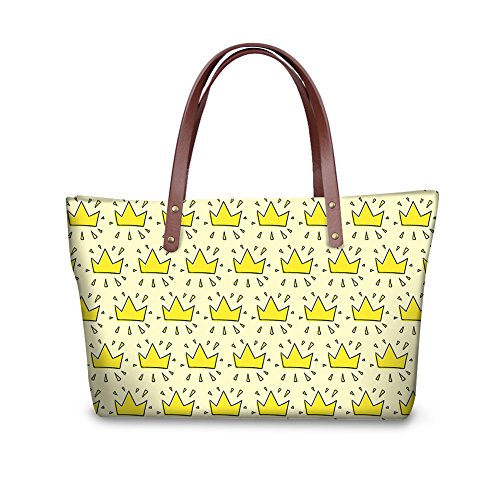 FancyPrint Shoulder Women Large Satchel Bags W8ccc4096al Handbags Handle Top rPqrg5pH
