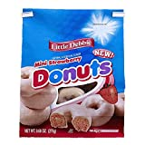 Little Debbie Strawberry Mini Donuts (bagged) 9. 68 oz