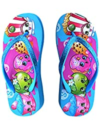 Girls Eva Wedge Sandals