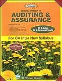 Padhuka's A Students Handbook on Auditing & Assurance for CA Inter May 2018 Exam by CA. G. Sekar & CA B. Saravana Prasath (New Syllabus)