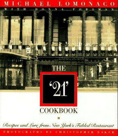 21 Cookbook Michael Lomonaco product image