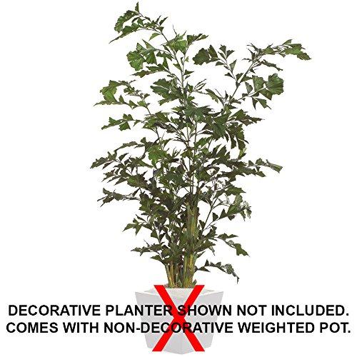 SilksAreForever 8' IFR Fishtail Artificial Palm Tree w/Pot -Green