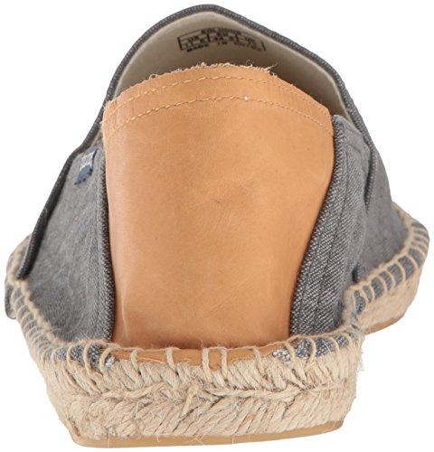 Zapatillas Original Convertable Soludos Hombre Gris Oscuro / Beige