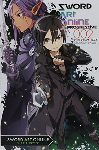 Sword Art Online Progressive 2 - light novel [Reki Kawahara] (Tapa Blanda)