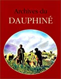 Archives du Dauphiné