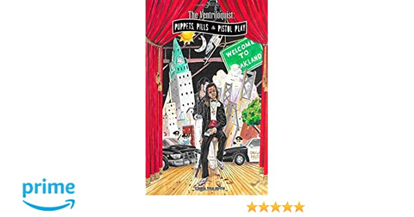 Amazon.com: The Ventriloquist (9781973562757): Chris Tha ...