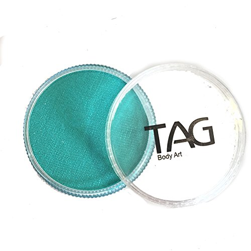 TAG Face Paints - Teal (32 gm) by TAG Body Art