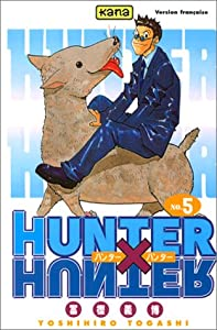 "Afficher ""Hunter x Hunter. n° 5 Hunter x Hunter"""