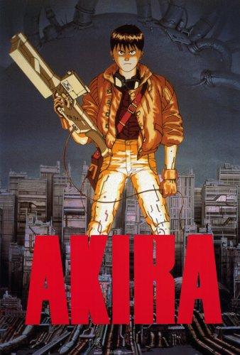 Sasaki Windows (Akira Movie Poster (27 x 40 Inches - 69cm x 102cm) (1988) -(Mitsuo Iwata)(Nozomu Sasaki)(Mami)