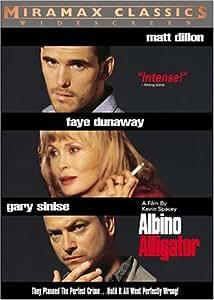 Albino Alligator (Widescreen)