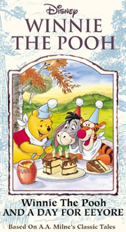 Winnie the Pooh and a Day for Eeyore [VHS] (Winnie The Pooh A Day For Eeyore)