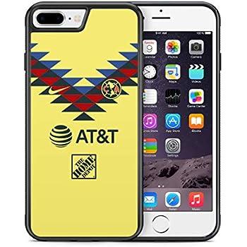 Amazon.com: Fútbol equipos funda Bumper iphone 7 plus/8 Plus ...