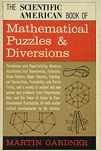 The scientific american book of mathematical puzzles diversions the scientific american book of mathematical puzzles diversions martin gardner amazon books fandeluxe Gallery
