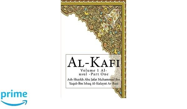 Book Usool E Kafi