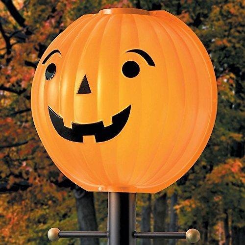 Halloween Lamppost Cover -