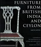 Furniture from British India 1700-1900, Amin Jaffer, 0883891174