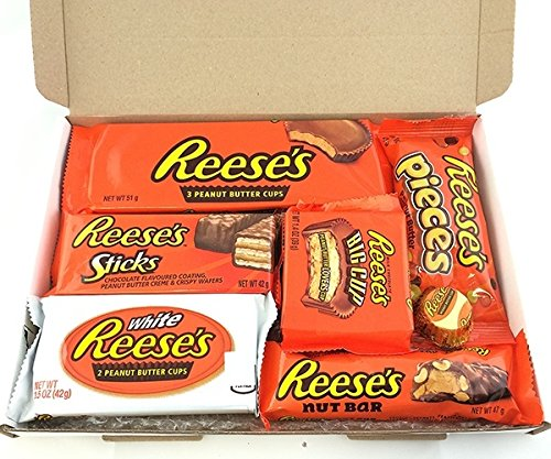 7 opinioni per Confezione Assortita di Snack Reeses | Barrette Cioccolato Perfetta Idea Regalo
