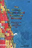 The Chicago Neighborhood Boundaries Directory, Big Stick Inc., 1929687044