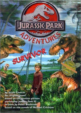 Download Survivor (Jurassic Park Adventures, Book 1) PDF