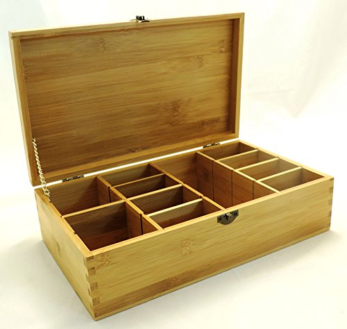 sewing box organizer wood - 3