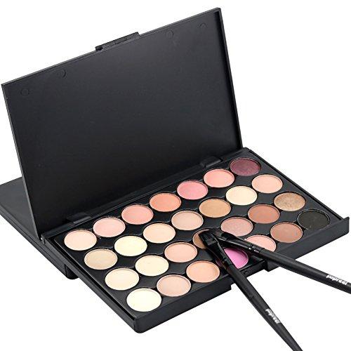 Shouhengda Eyeshadow Eye Shadow Palette Colors Makeup Kit Eye Color Palette Makeup Palette A03