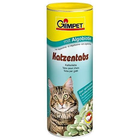 Gimpet Gatos Tabs algob iotin 710 St pastillas: Amazon.es: Productos para mascotas