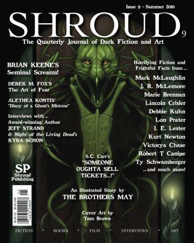 Shroud 9: The Quarterly Journal of Dark Fiction and Art