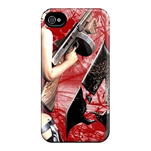 Anti-scratch And Shatterproof Ada Wallpaper Phone Cases For Iphone 6/ High Quality Cases