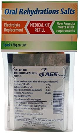 AGS Brands Oral Rehydration Salts product image