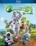 Planet 51 (Bilingual) [Blu-ray]