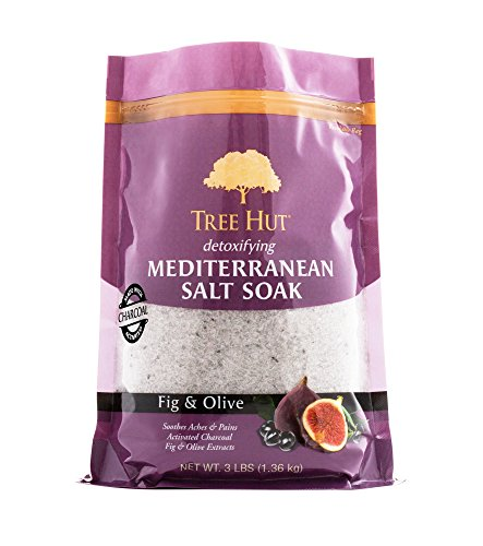 Daisy Salt (Tree Hut Detoxifying Mediterranean Salt Soak, Fig and Olive)