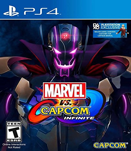 Marvel vs. Capcom: Infinite Deluxe Edition - Limited Edition Steelbook Packaging - PlayStation 4 from Capcom