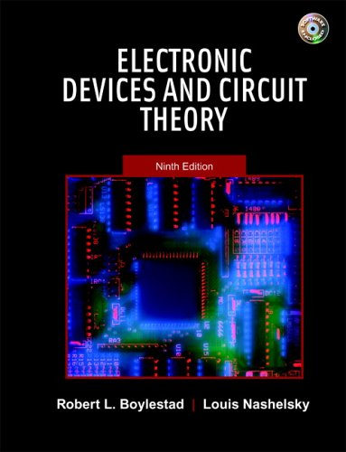 Electronic Devices and Circuit Theory (9th