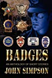 Badges, John Simpson, 1615819541