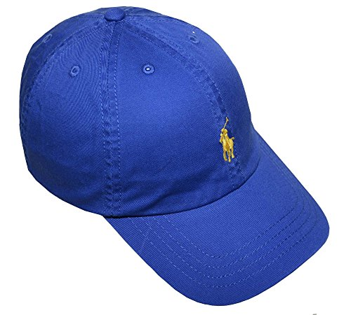 (Polo Ralph Lauren Boys Classic Pony Logo Hat (8-20, Rugby Royal))